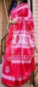 KC240001 - Cotton Sarees with Zari Border