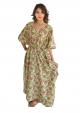 KC300016 - Beautiful Cotton Night Dress Kafthan