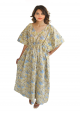 KC300017 - Beautiful Cotton Night Dress Kafthan