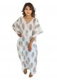 KC300023 - Beautiful Cotton Night Dress Kafthan